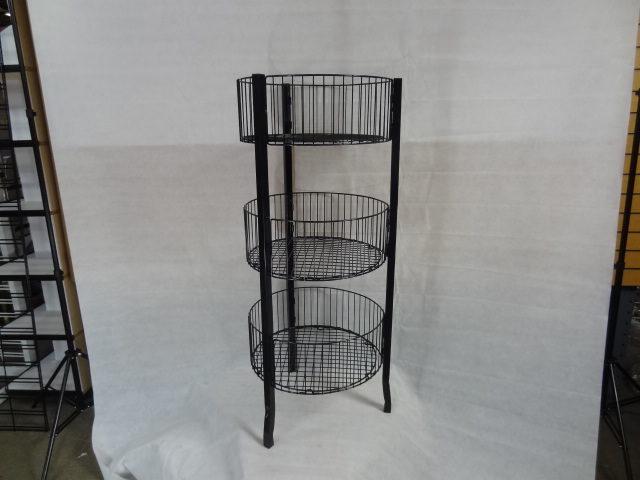 3 Tier Floor Gift Baskets 640x480